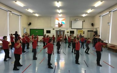 More than Dance – Year 5