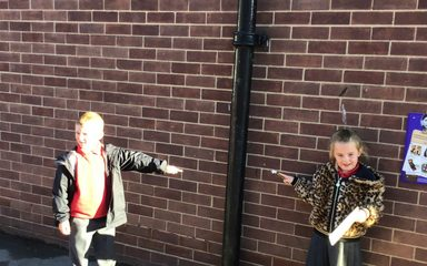 Outdoor Learning – Year 2