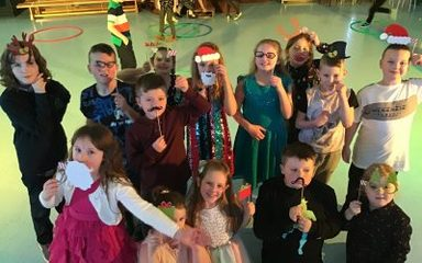 Year 3 and Year 4 Christmas Party