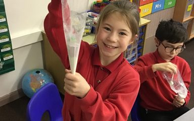 Christmas Science Workshop – Year 4