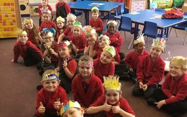 Crowns in Year One