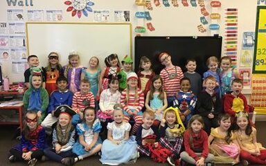 World Book Day in Year 2