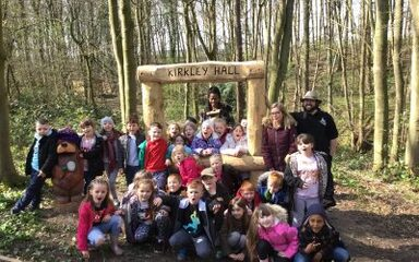 Year 2 at Kirkley Hall Zoo