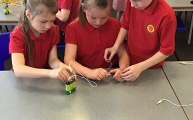 Science in Year 4