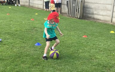 Reception and KS1 Sports Day